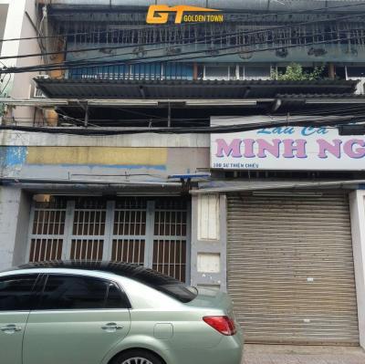 Cần bán nhà phố đường Sư Thiện Chiếu, quận 3.