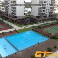 Selling flat Panorama, Phu My Hung, District 7, area 121m2 price 5.2 billion.