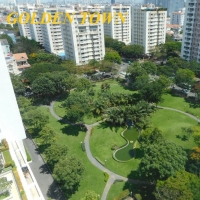 Apartment riverpark premium is the most luxurious apartment in Phu My Hung. Located in Phu My Hung center.